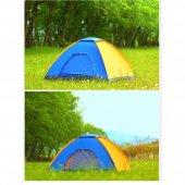 Kolay Kurulumlu Pratik Kamp Çadırı 2-3 Kişilik (200x150x110)