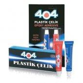 404 Plastik Çelik Yapıştırıcısı 16 Gr