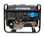 Hyundai Hhy3500 Benzinli Jeneratör 2,8 Kw...