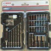 Bosch Metal Matkap Ucu ve Vidalama Ucu Seti 35 parça-2