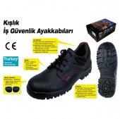 414 Çelik Burunlu İş Ayakkabısı S2 45 Numara