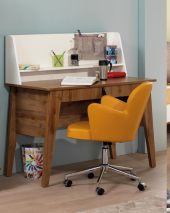 Genç Odası, Rodi (Amalfi) Karyola + Dolap + Çalışma Masası-2