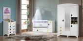 Beşik, Milano Bebek Odası (Beyaz) 60*120...