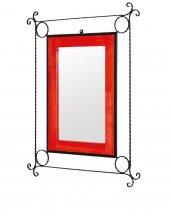 Ayna, Metal Panel Ayna Trz 31