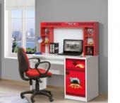 Tornet Çocuk Odası Çalışma Masası (Kırmızı)...