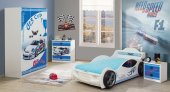 Şifonyer, Roket Mavi Genç Odası, Şifonyer, Çamaşırlık-2