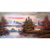 Piart Galeria Orijinal 70*130 cm Yağlı Boya Tablo