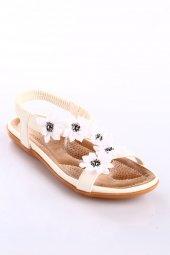Guja 02101 Beyaz Kadın Sandalet