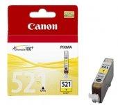 CANON CLI521Y IP 4600-3600 SARI STANDART