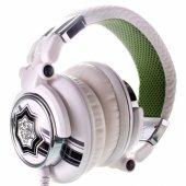 TT eSPORTS Thermaltake Tt eSPORTS DRACCO Beyaz Profesyonel Müzik Kulaklığı HT-DRA007OEWH-3