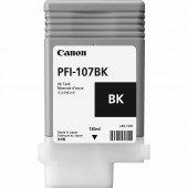 Canon 6705b001 Pfı 107bk Sıyah Kartus (130 Ml)...