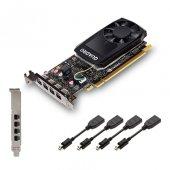 HP 1ME01AA P1000 NVIDIA QUADRO 4GB EKRAN KARTI FOR WS