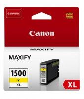Canon Pgı 1500xl Y Mürekkep K. 9195b001...