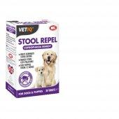 Vetiq Stool Repel Dışkı Yemeyi Önleyici Tablet...