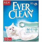 Kediler İçin Ever Clean Okyanus Esintili Kedi Kumu 10lt