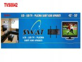 Swat Tvs0042 42 50 Sabıt Tv Duvar Askı Aparatı