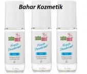 Sebamed Deodorant Roll-On Fresh 3 Adet