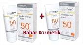 Güneş Kremi Dermaderm Spf50+ Skt2021 2 Adet