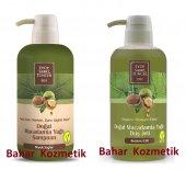 Eyüp Sabri Tuncer Doğal Macadamia Yağlı Şampuan 600 Ml + Duş Jeli