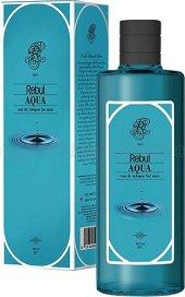 Rebul Aqua Kolonya 270 Ml (Cam Şişe) 2 Adet