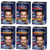 Schwarzkopf Perfect Men 80 Siyah Kahve Saç Boyası 6 Adet