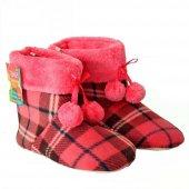 Twigy G0703 Finna Kids Kız Çocuk Ev Ayakkabısı Ev Botu