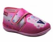 Gezer 2806 Pembe Kız Çocuk Panduf Ev Kreş Ayakkabısı