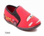Gigi Lisanslı Arabalar Cars Çocuk Panduf Ev Kreş Ayakkabısı