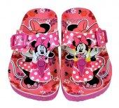 Minnie Mouse 92399 Kız Çocuk Parmak Arası Terlik