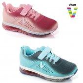 Vicco 348.18Y.155 Kız Erkek Ortopedik Çocuk Spor Ayakkabı 31/35-3