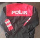 ERKEK ÇOCUK POLİS KIYAFETİ KOSTÜM 7- 12 Yaş-2