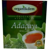 Organikdem Ada Çayı 40 Poşet