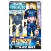 Avengers Infinity War Titan Hero Captan America...