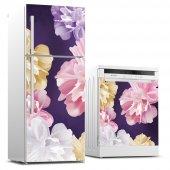 Buzdolabı Ve Bulaşık Makinesi İkili Sticker Seti Bbm000000019