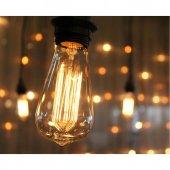 Dekoratif Rustik Edison Led Ampul