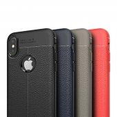 Apple iPhone XS Max 6.5 Kılıf Niss Silikon-5