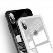 Apple iPhone XS Max 6.5 Kılıf Craft Arka Kapak-7