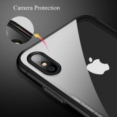 Apple iPhone XS Max 6.5 Kılıf Craft Arka Kapak-8