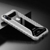 Baseus Michelin Case Apple İphone Xr 6.1 Kılıf Gri