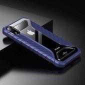 Baseus Michelin Case Apple İphone Xr 6.1 Kılıf Mavi