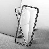 Baseus See-Through Glass Apple iPhone XS Max 6.5 Kılıf