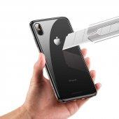 Baseus See-Through Glass Apple iPhone XS Max 6.5 Kılıf-3