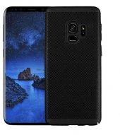 Samsung Galaxy A8 2018 Kılıf Delikli Rubber Kapak-2