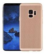 Samsung Galaxy A8 2018 Kılıf Delikli Rubber Kapak-4