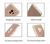 Samsung Galaxy A8 2018 Kılıf Delikli Rubber Kapak-6