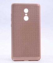 Xiaomi Redmi Note 4X Kılıf Delikli Rubber Kapak-2
