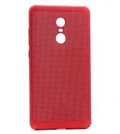 Xiaomi Redmi Note 4X Kılıf Delikli Rubber Kapak-3