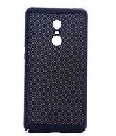 Xiaomi Redmi Note 4X Kılıf Delikli Rubber Kapak-4