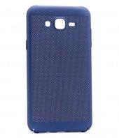 Samsung Galaxy J7 Core Kılıf Delikli Rubber Kapak-2