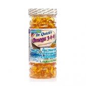 Dr.quicks Omega 3,6,9 100 Softgel